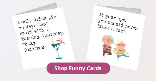Shop Funny Cards